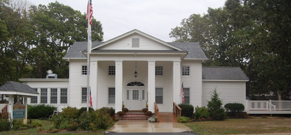 Front of Hall